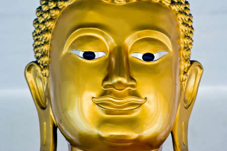 Buddha Face photo