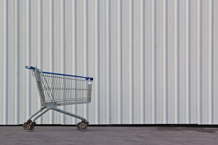 shopping carts Stock Photo - 18241942