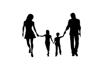 family abstract photo