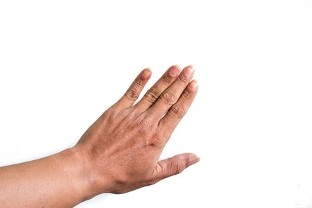 hand is thatting do the activity photo