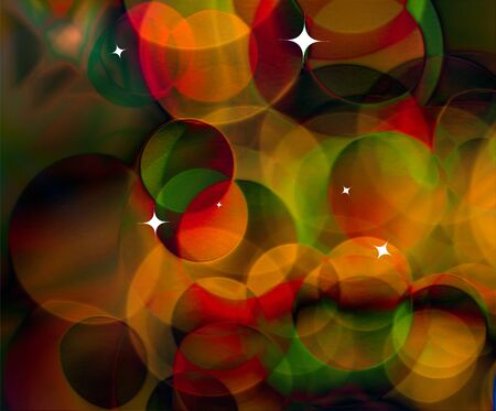 colorful background with stars Stock Photo - 18439554