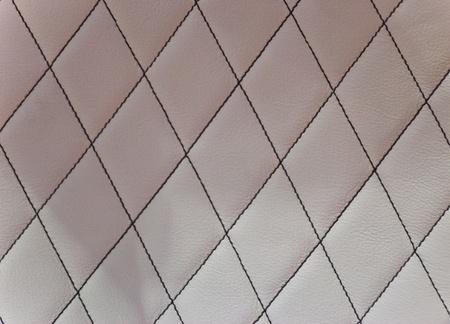 leather seat photo