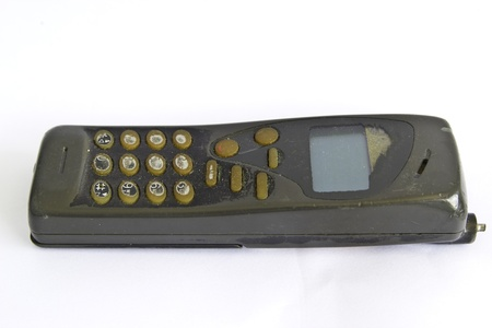 old cell phone Stock Photo - 19414354