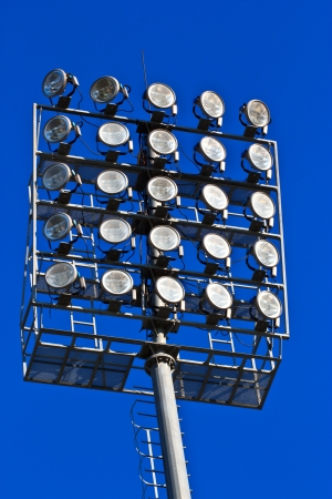 halogen tower Stock Photo - 19417376