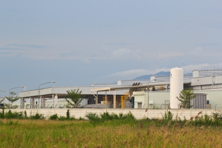 New Factory at thailand photo