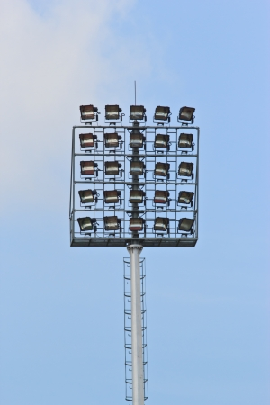 halogen tower Stock Photo - 19820076