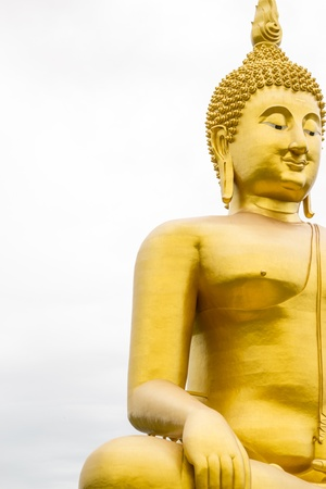 big buddha at thailand. Stock Photo - 21500775