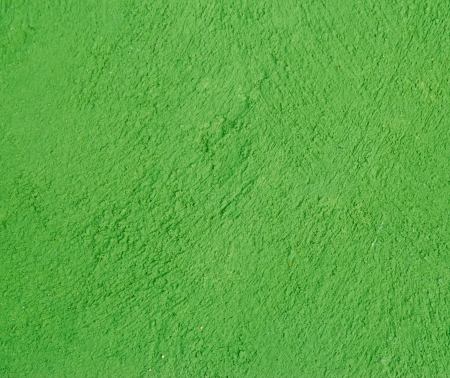 Cement Ground That Paint At Thailand Stock Photo Picture And