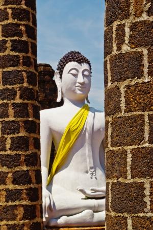 big buddha at thailand. Stock Photo - 21501084