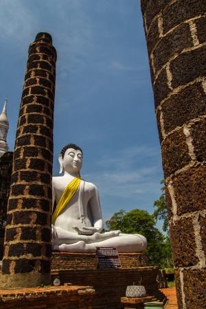 big buddha at thailand. Stock Photo - 21501088