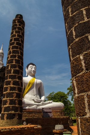 big buddha at thailand. Stock Photo - 21501088