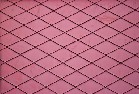 bitumen: red bitumen shingles