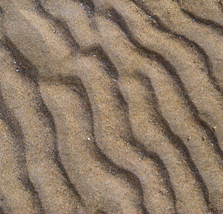 Sand Texture at pattaya thailand photo