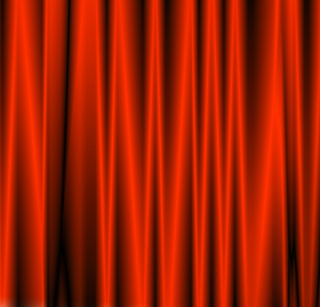 red sheet: abstract Cloth background
