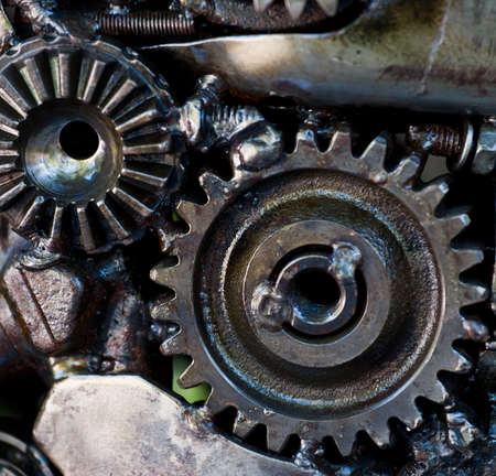 supplies for industrial,  technology gears Background photo