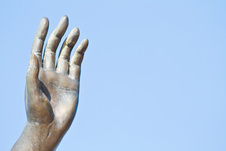 weeping angel: hand of guardian angel
