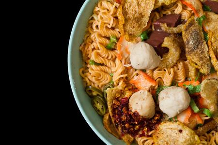 asian noodles photo