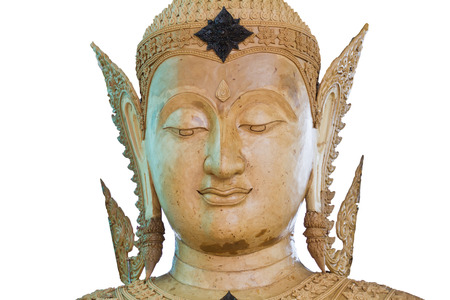 keen: Statue of Buddha space for your text