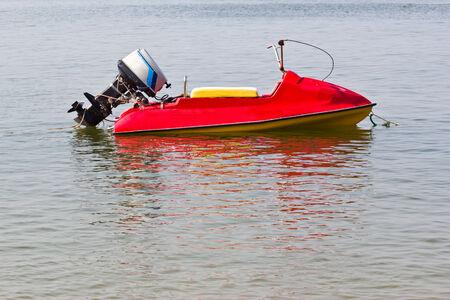 moto acuatica: moto de agua en el mar