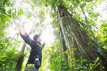 guid: Guid in the jungle, in Thailand