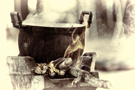 evaporating: Thai stove, Thai food, kitchen, cooking tool