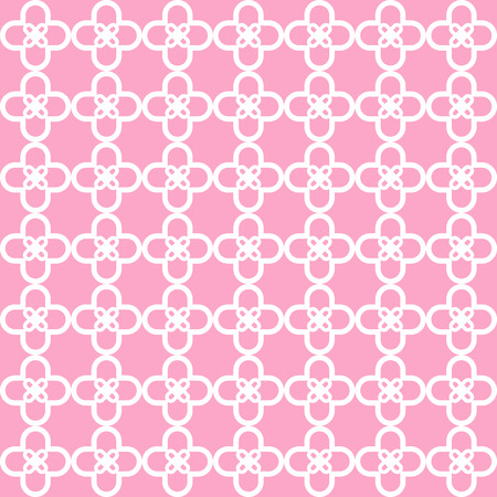 Cherry Blossom Pattern. Japanese pink pattern. Seamless texture with japanese floral pattern. All in a single layer.