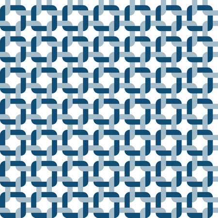 Geometric Pattern Seamless. Square pattern. Square seamless pattern. All in a single layer. Vector illustration.