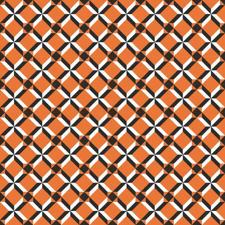 Seamless geometric pattern design. Vector seamless abstract vintage background. Vector illustration. All in a single layer. 向量圖像