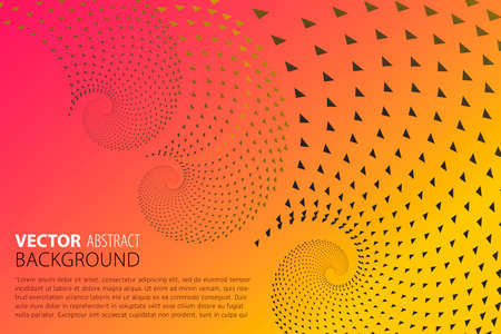 Dynamic abstract liquid flow particles background. Shining abstract particle flow background. Futuristic background with dots combination. Vector background.