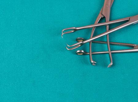 quirurgico: Los instrumentos quir�rgicos Primer