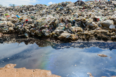 repulsive: Midden, Wastewater, Garbage, Pollution, Bad Life