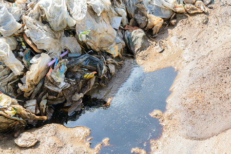 excremental: Midden, Wastewater, Garbage, Pollution, Bad Life