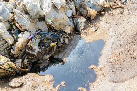excremental: Midden, Wastewater, Garbage, Pollution, Bad Life