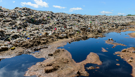 wastewater: Midden, Wastewater, Garbage, Pollution, Bad Life