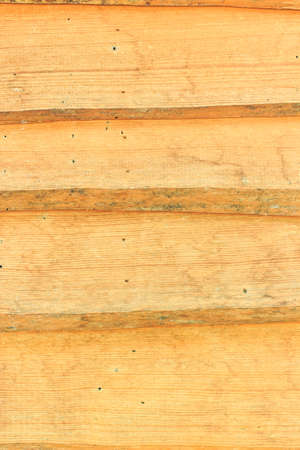 weathered wood background: Wood plank brown texture background Stock Photo