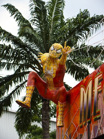 spider man: spider man