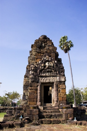 Ancient pagodas photo