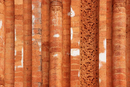 Stock Photo  Background of brick wall texture  Stock Photo