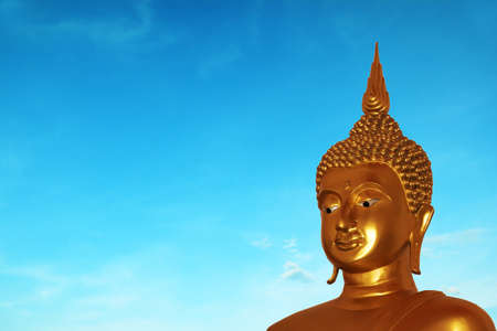 Statue of Buddha in Thailand Stock Photo - 14152520