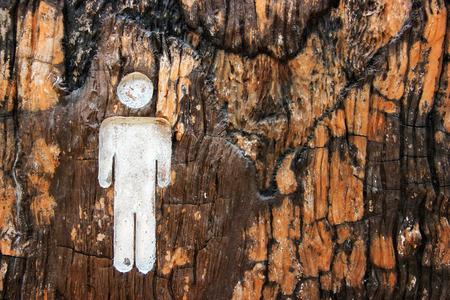 male toilet symbols