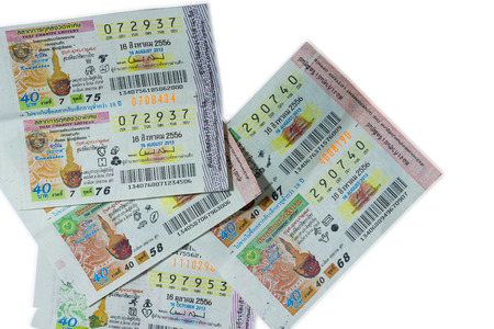 Lotteries for sale in order to gamble  Or awards