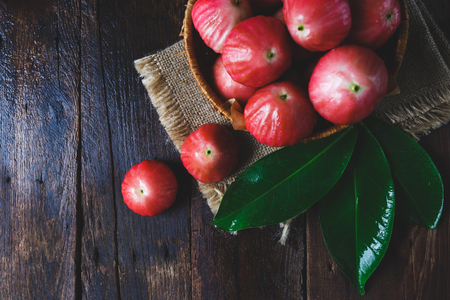Red Mountain Apples