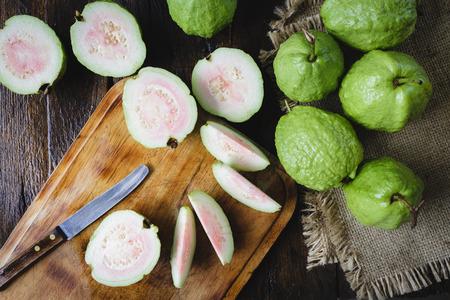 Fresh Guavas Slices