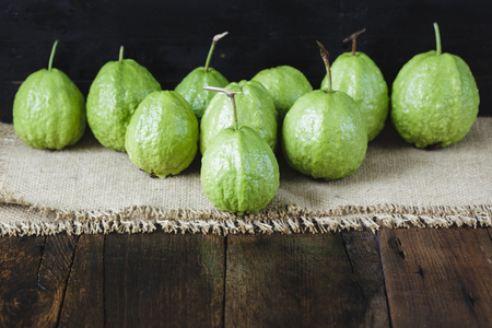 Fresh Guavas Reklamní fotografie