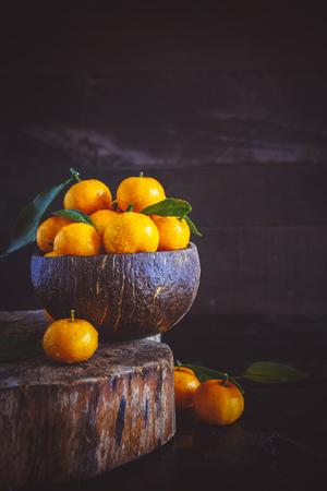 Yellow Mandarins