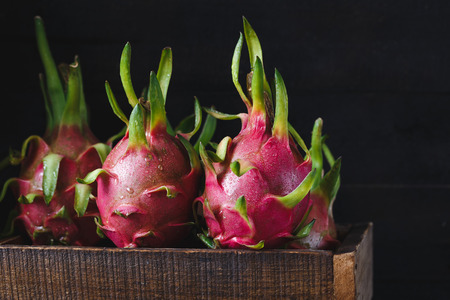 Fresh Dragonfruits
