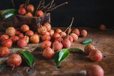 신선한 열매