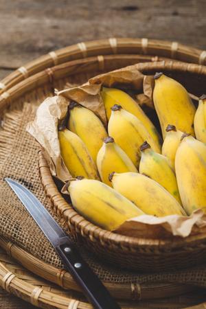 Vietnamese bananas Stok Fotoğraf