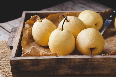 Fresh Asian Pears