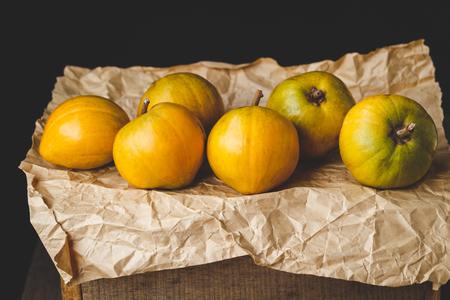 Lucuma fruits-Eggfruits Reklamní fotografie
